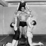 In the 1920s, Charles Atlas revolutionized the body building industry.