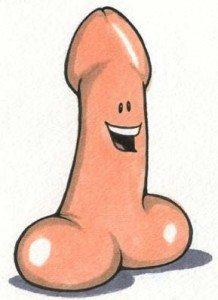 happy penis