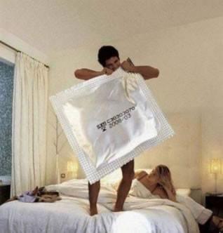 extra large condoms
