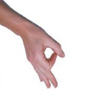 ok hand sign jelqing jelq
