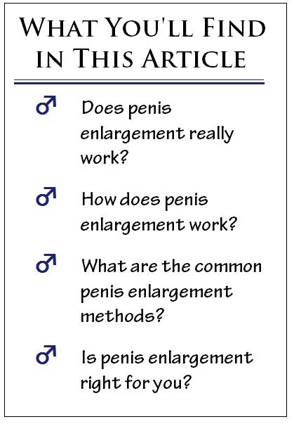 penis enlargement article