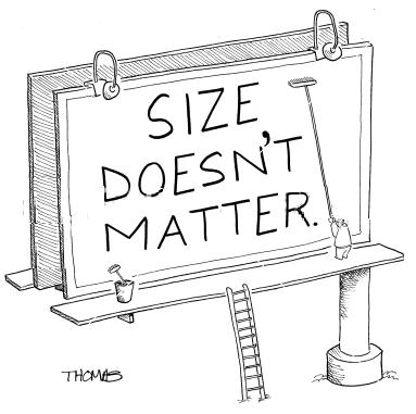 penis enlargement size matters
