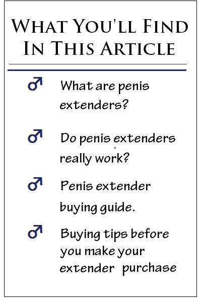 penis extenders article