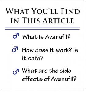 Avanafil Article