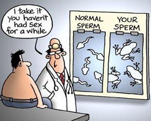 Sperm Funny Joke(1)