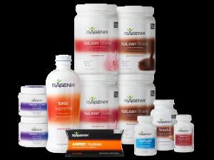 30 day isagenix pak weight loss