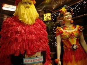 novelty condoms and holiday condoms