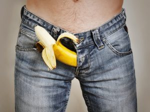 Penis Hanger vs Penis Extender - banana penis image