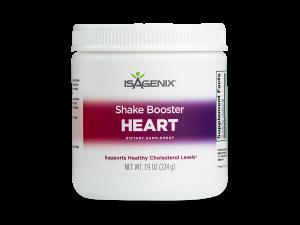 Isagenix Heart Shake Booster