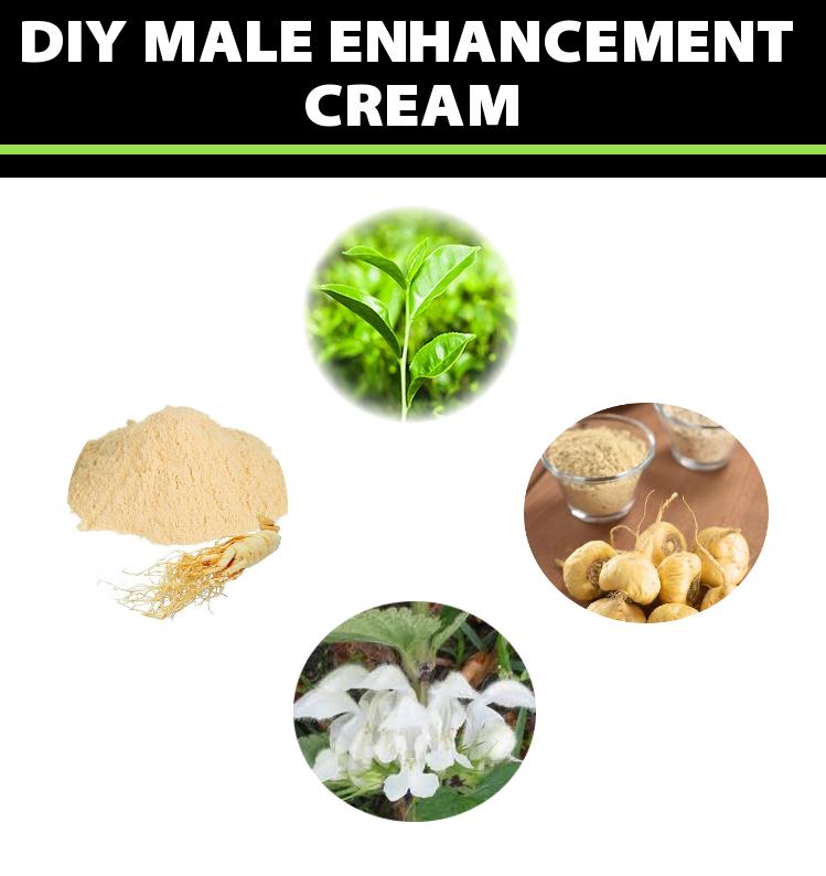 DIY Male Enhancement Cream Recipe