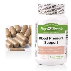 Blood Pressure Support Ray and Terry's