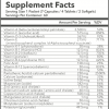 Your Personalized Packets 145.95 Supplement Facts