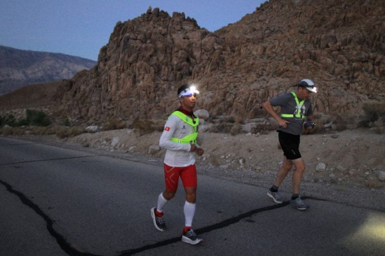 Scientists seek out limit to human endurance