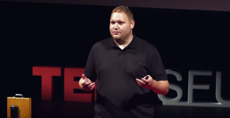 Biohacking – the forefront of a new kind of human evolution: Amal Graafstra at TEDxSFU