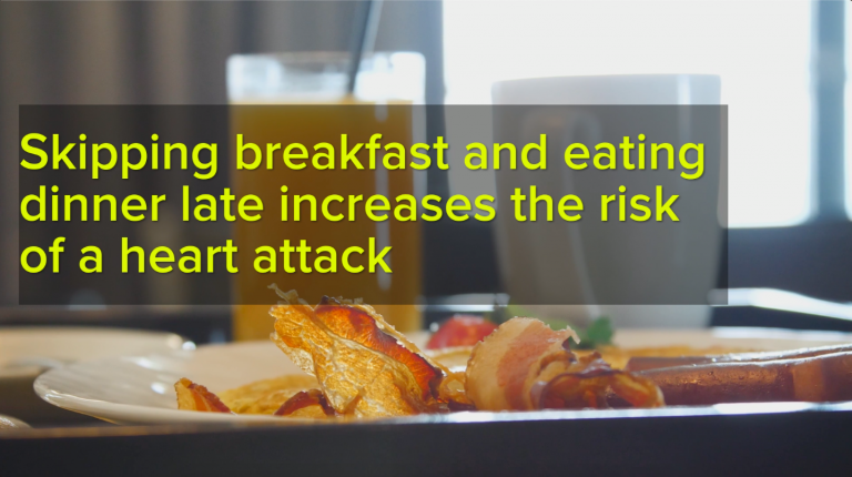 Should intermittent fasters worry about skipping breakfast and eating dinner late?