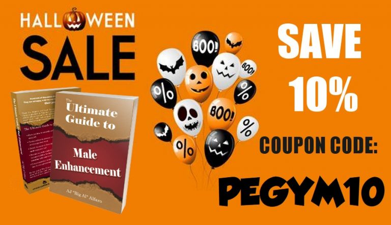HAPPY HALLOWEEN! Save 10%