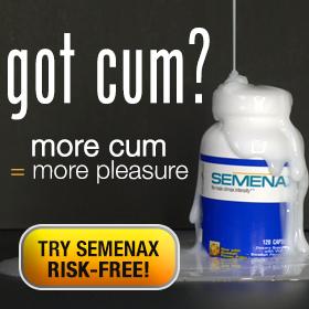 Semenax Semen Volume Enhancer